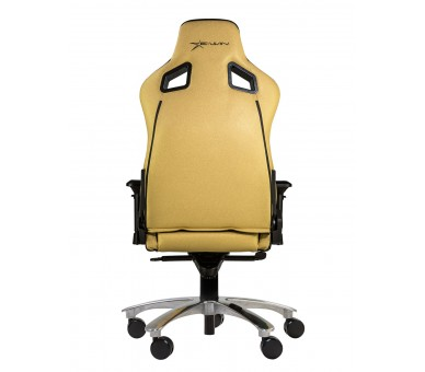 E-Win Flash XL Size Series FLI Ergonomic Computer Gold Gaming Office Chair with Free Cushions