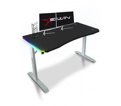 E-WIN 2.0 Edition Ergonomic 55 Inches RGB Desk