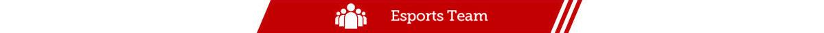 E-WIN Gaming Chair Sponsorship Team